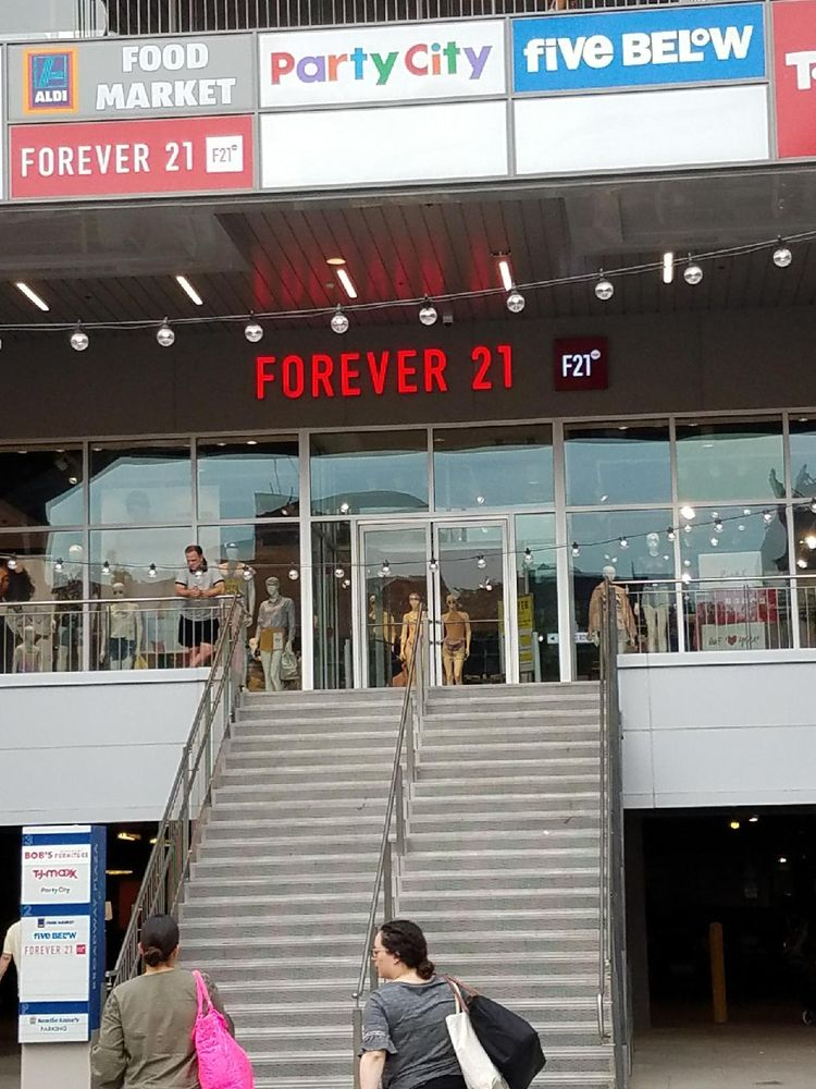 Forever 21 Red: 171 W 230th St, Bronx, NY