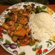 China Garden Chinese 801 Dixon Blvd Cocoa FL Restaurant