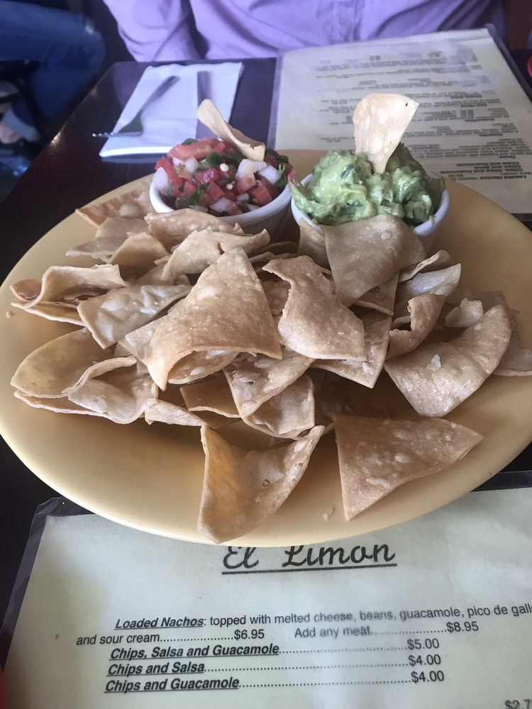 Food from El Limon