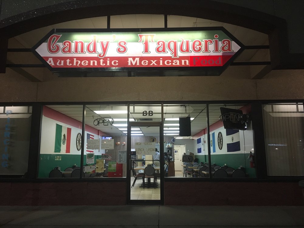 Candy's Taqueria: 900 Camel Dr, Gillette, WY