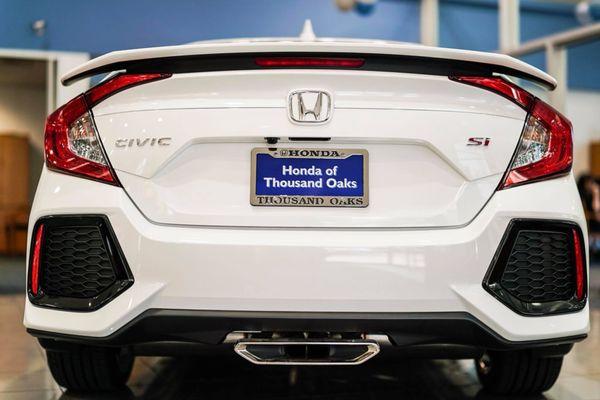 Honda Thousand Oaks >> Honda Of Thousand Oaks 3925 Auto Mall Dr Thousand Oaks Ca Auto