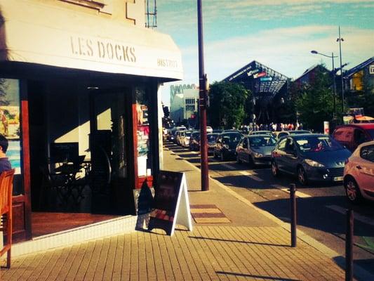 Les Docks Bistros 1 Boulevard Lon Bureau Nantes France