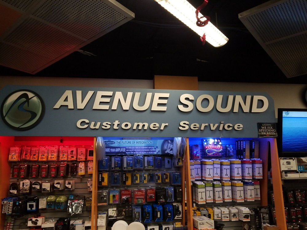 Avenue Sound: 249 W Sunrise Hwy, Freeport, NY
