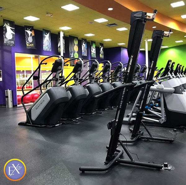 Exygon Health & Fitness Club: 6450 Phelan Blvd, Beaumont, TX