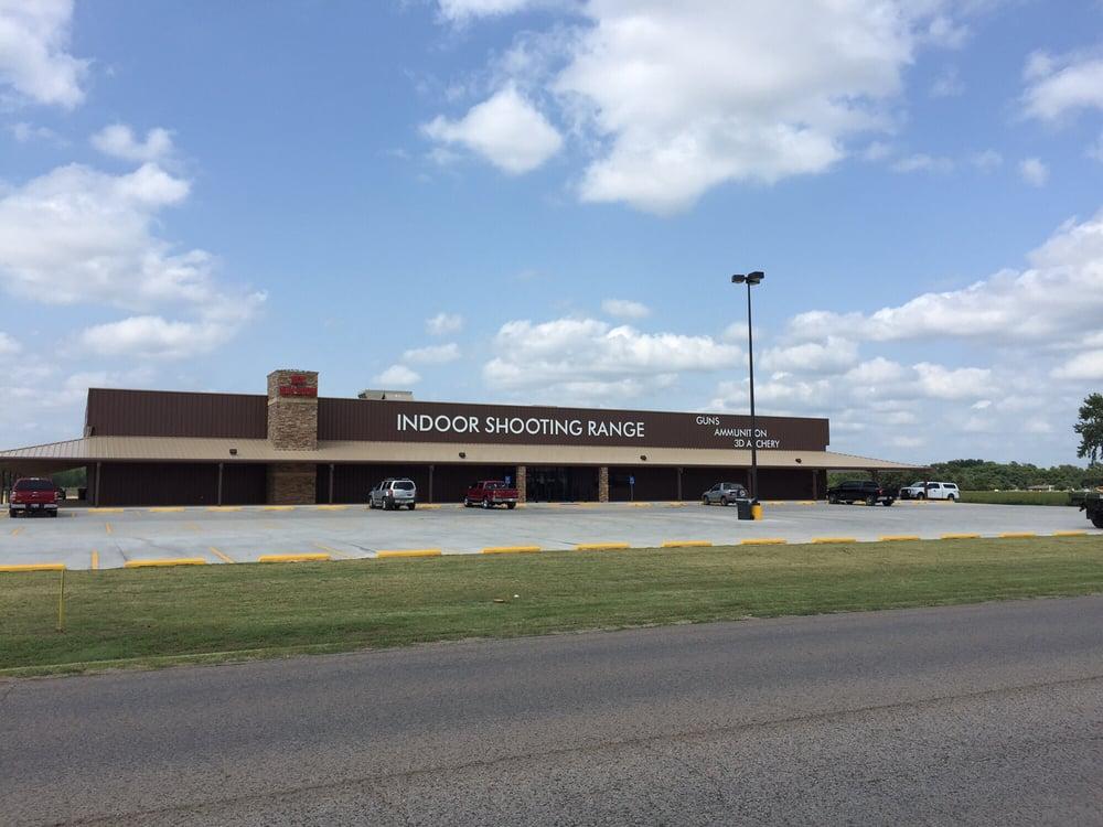BDC Gunroom & Range: 40960 Hardesty Rd, Shawnee, OK