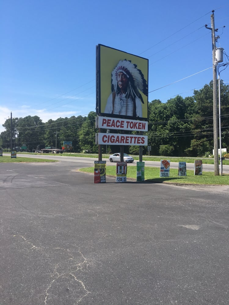 Peace Token Store: 6379 Lankford Hwy, New Church, VA