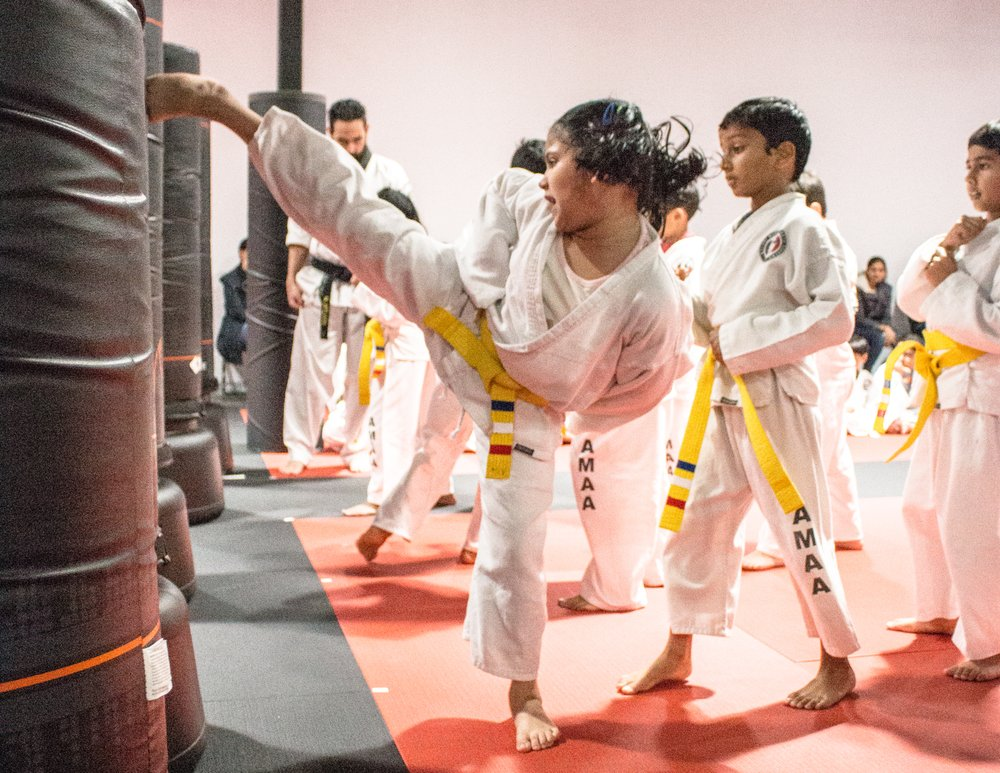 Atlasi Martial Arts Academy: 8500 Ohio Dr, Plano, TX