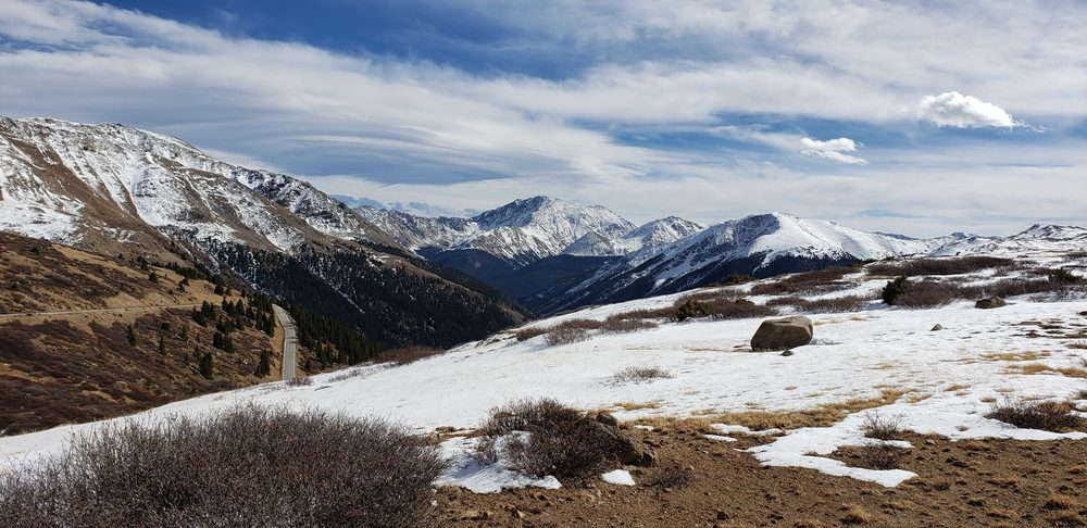 Independence Pass: Highway 82, Aspen, CO