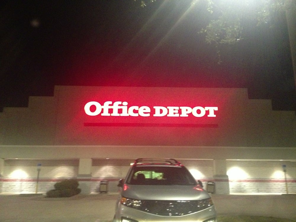 Office Depot Office Equipment 101a S State Road 7 Wellington Fl United States Phone