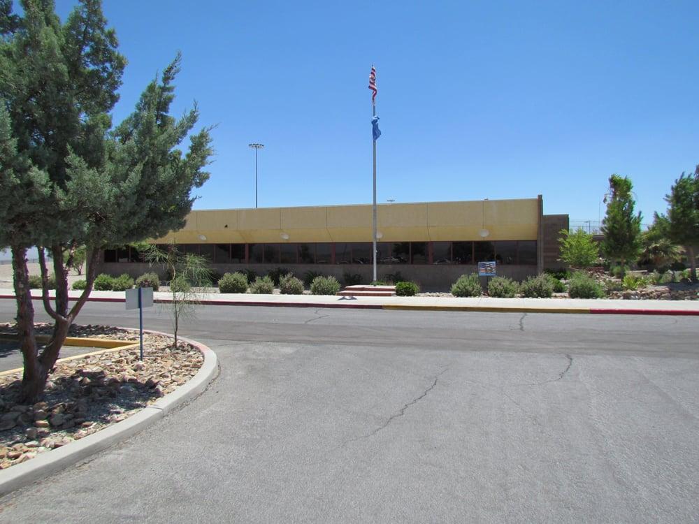 Southern Desert Correctional Center: 22010 Coldcreek Rd, Indian Springs, NV