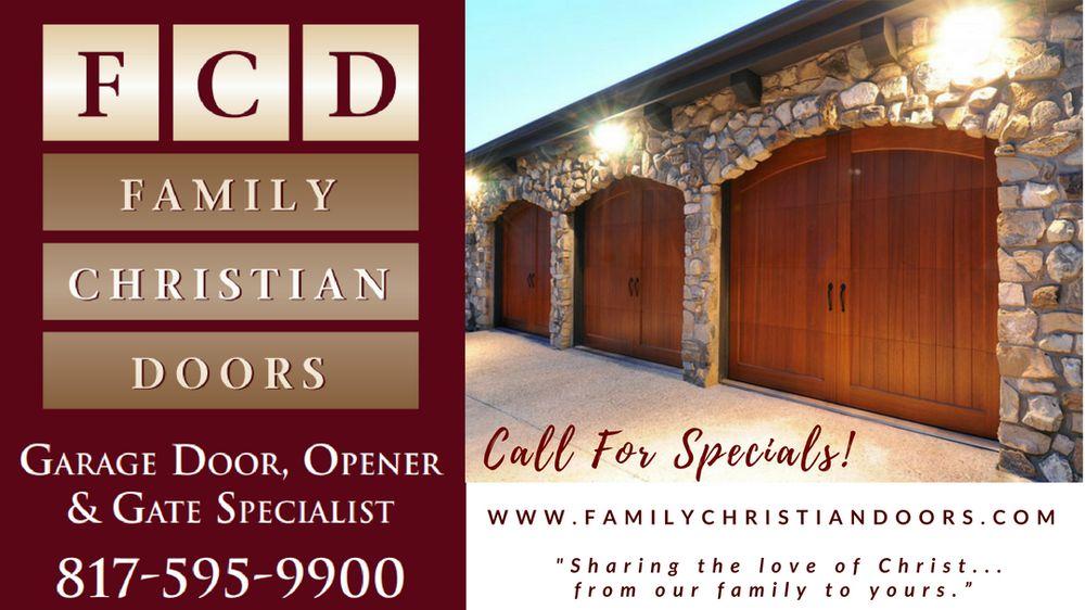 Family Christian Doors