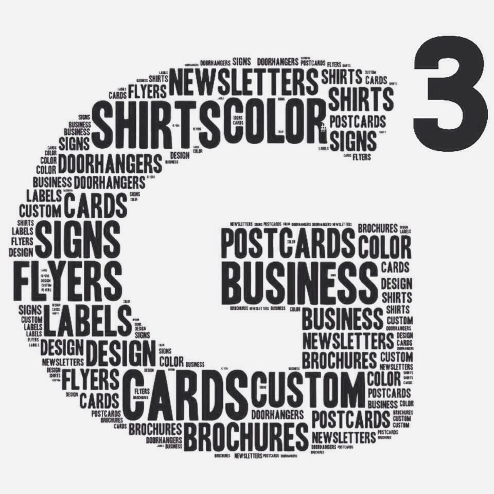 G3 Printing - 11 Photos - Graphic Design - 1219 Fort Worth Ave ...
