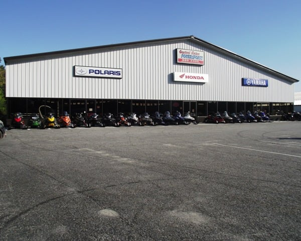 Motorcycle Dealerships Near Me >> Central Maine Powersports - Motorcycle Dealers - 845 Main ...