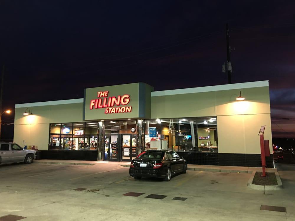 Filling Station: 526 E Carl Albert Pkwy, McAlester, OK