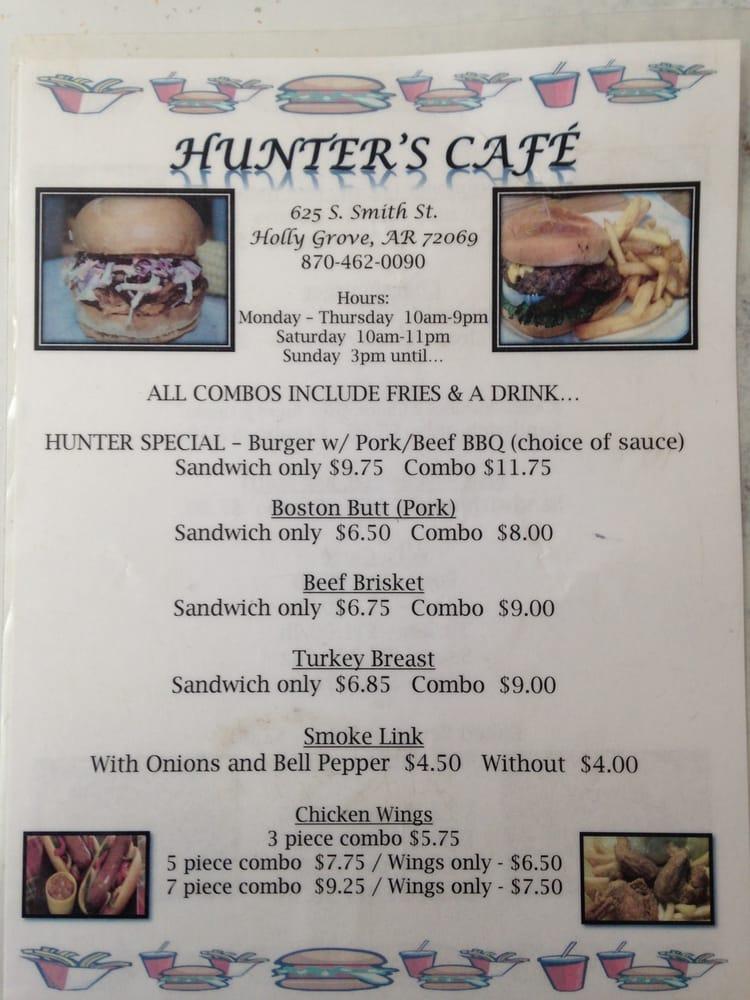 Photo of Hunter's Cafe: Holly Grove, AR