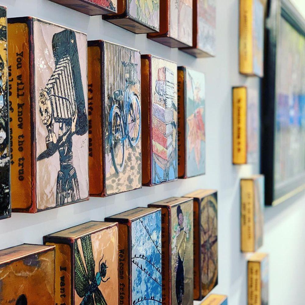 Cobalt Fine Arts Gallery: 5 Camino Otero, Tubac, AZ
