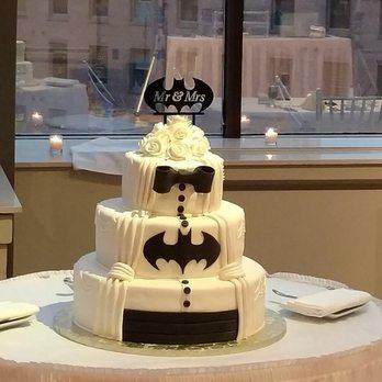 batman wedding cake 5000 Simple Wedding Cakes