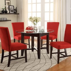 Bon Photo Of Home Zone Furniture   Sherman, TX, United States. Colours Red  Dining