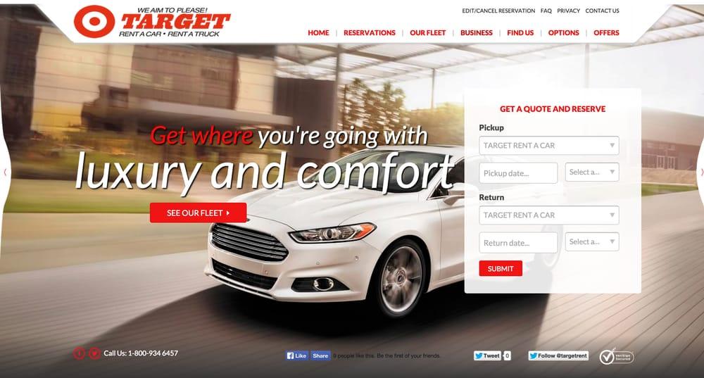 Target Rent a Car: 1503 Roosevelt Ave, San Juan, PU