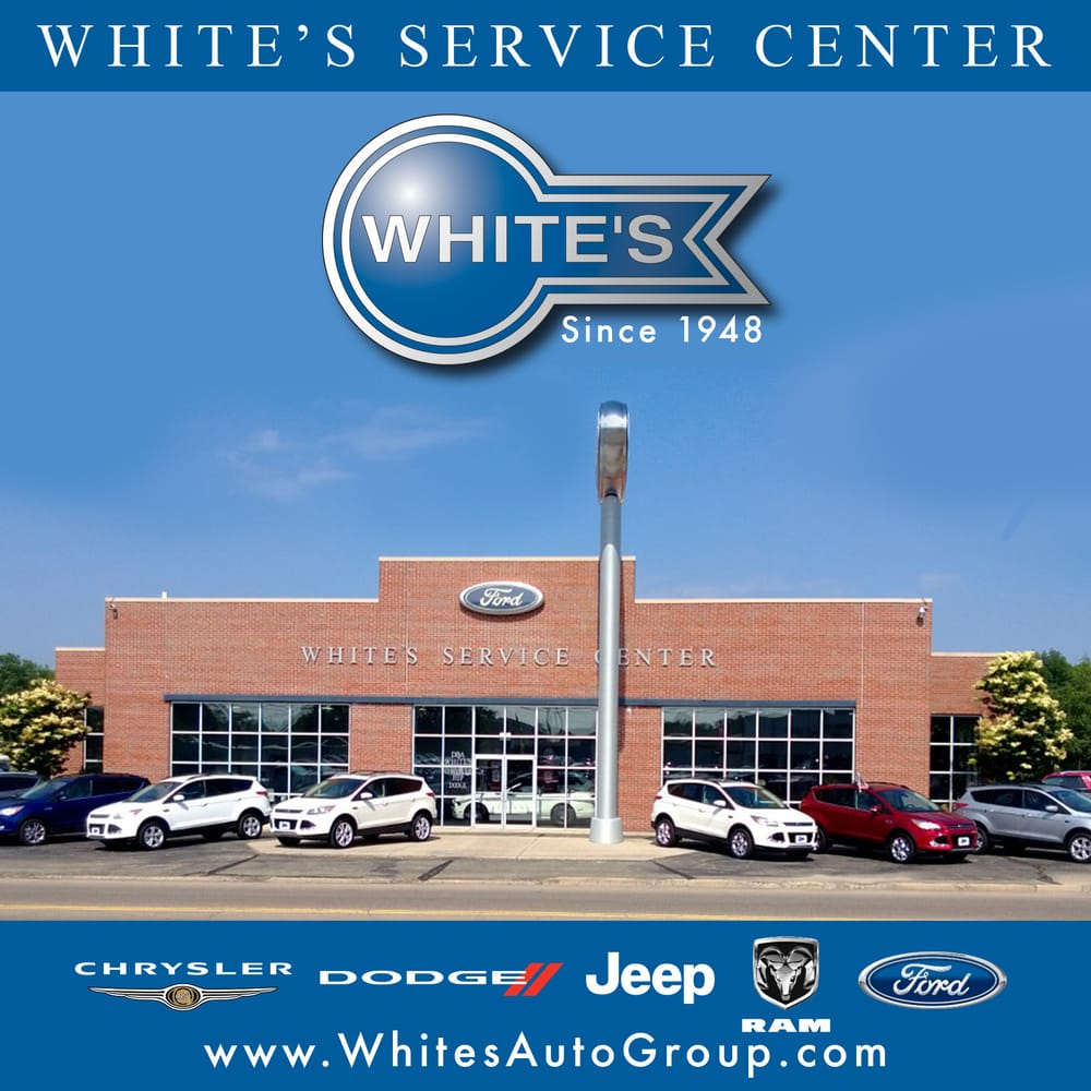 White's Chrysler Dodge Jeep And Ram