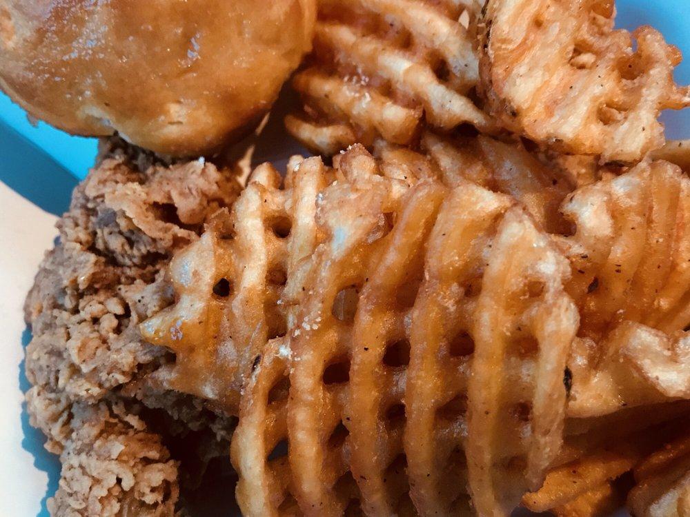 Krispy Krunchy Chicken: 703 Church St, Winona, MS