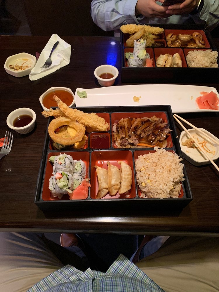Fuji Sushi And Hibachi Restaurant: 222 E 6th St, Waynesboro, GA