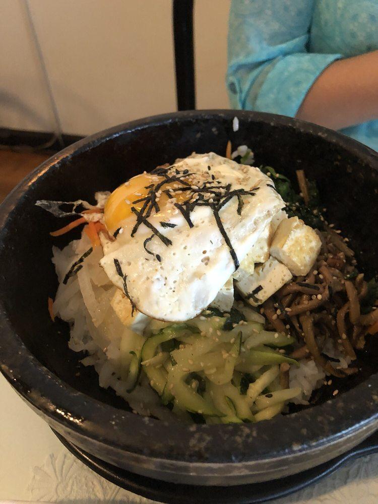 Sun & Moon Korean Restaurant: 95 Warren Ave, East Providence, RI