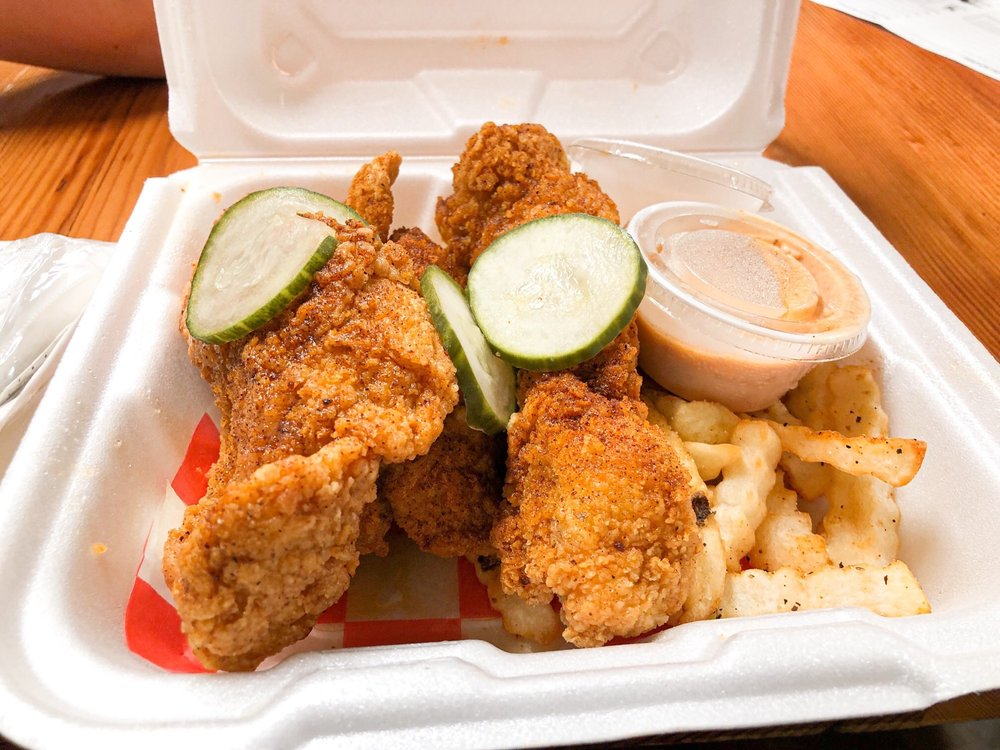 Food from Fowl Play