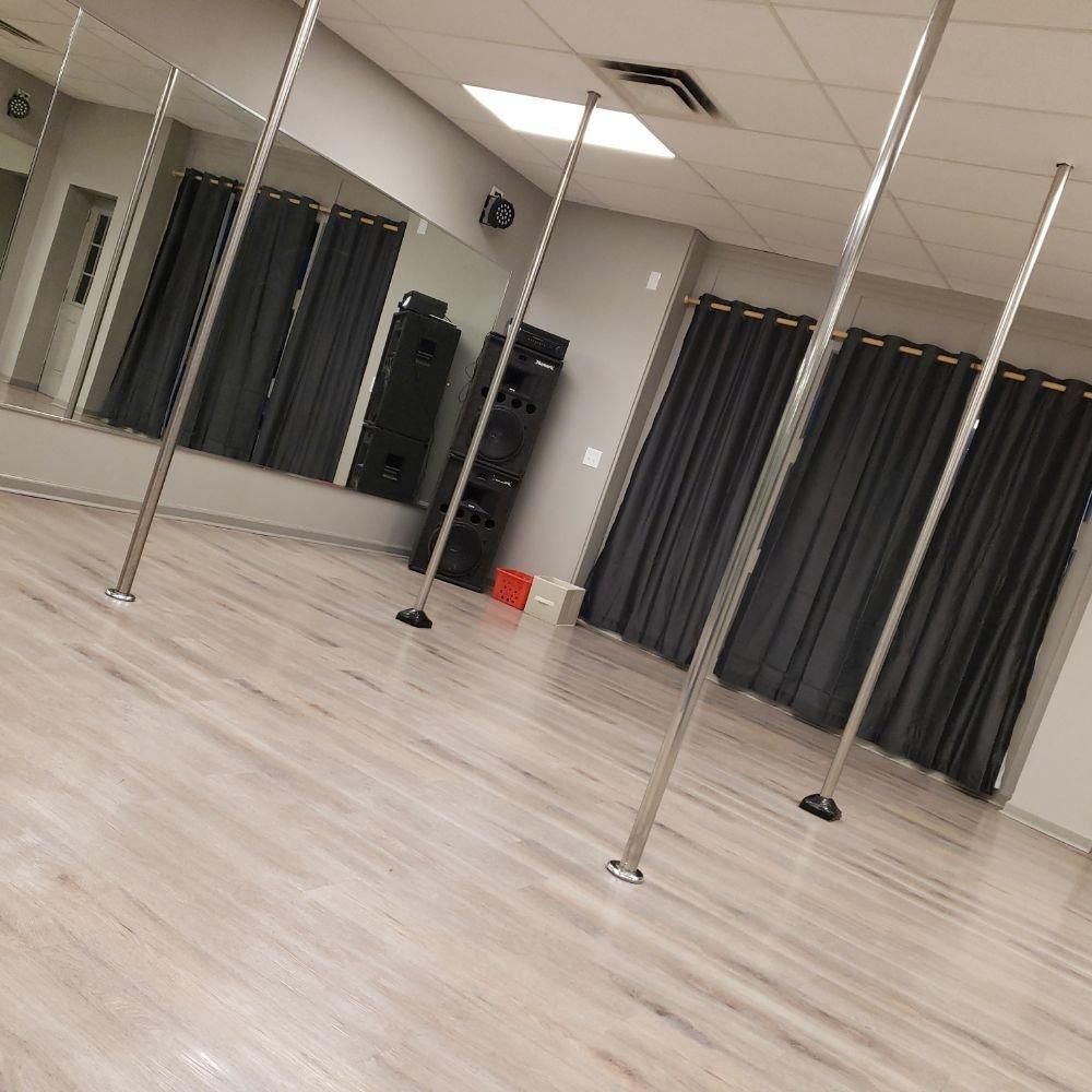 Pole Fitness Studio at Shelia's Closet: 13107 E State Rte 350, Raytown, MO