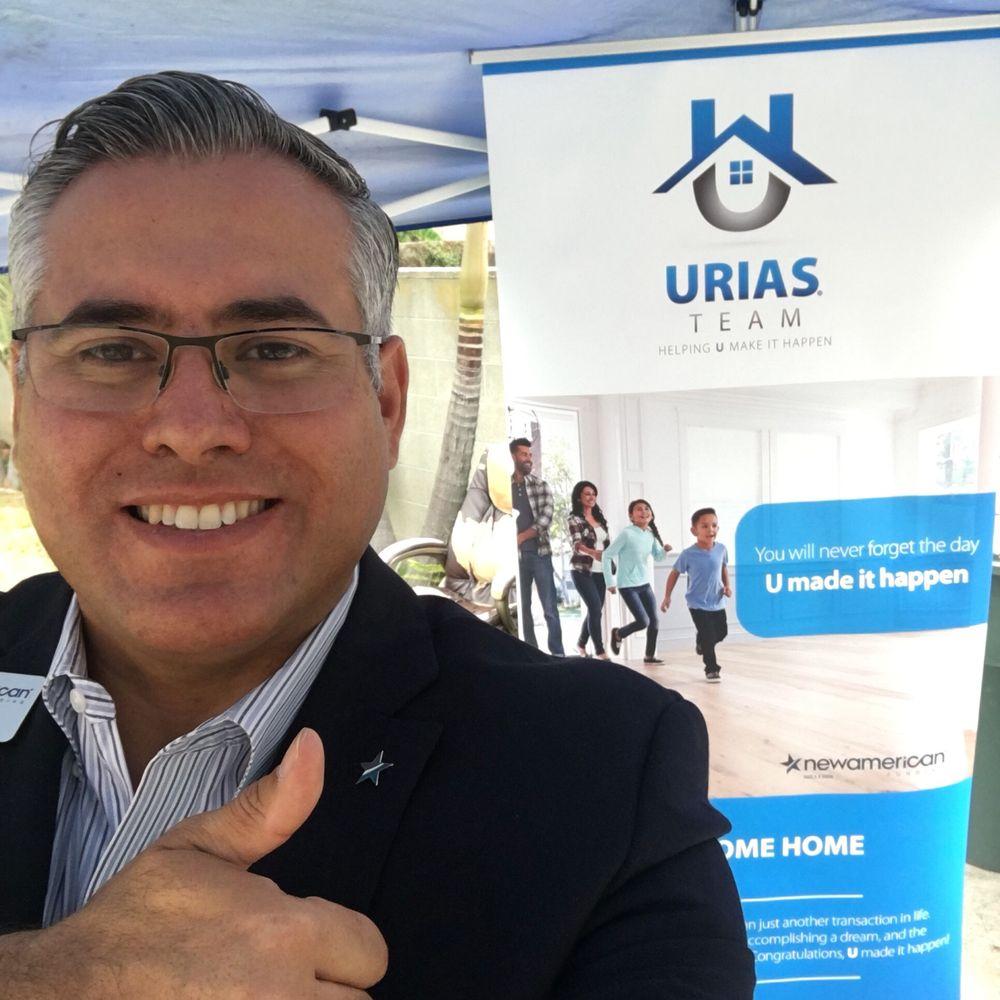 Jose Urias - Urias Team - New American Funding | 10927 La Reina Ave, Downey, CA, 90241 | +1 (310) 350-7488
