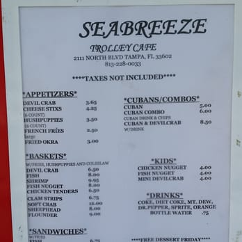 Photo Of Seabreeze Trolley Cafe