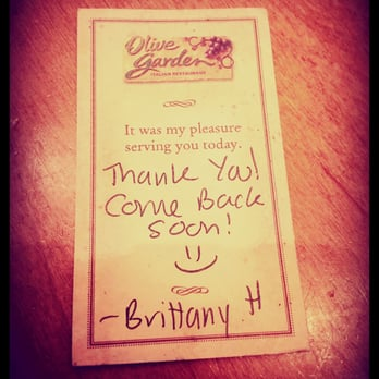 Photo Of Olive Garden Italian Restaurant   Salisbury, NC, United States.  Good Servers