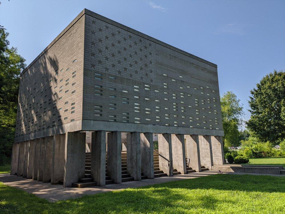 Patriots Peace Memorial: 3744 River Rd, Louisville, KY