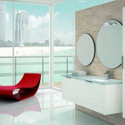 European Cabinets Design Studios Photos Interior Design - Bathroom cabinets miami