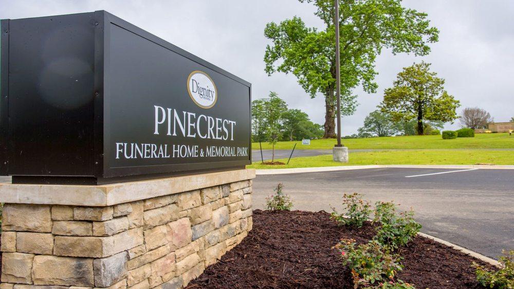Pinecrest Funeral Home & Memorial Park: 7401 Hwy 5 N, Alexander, AR