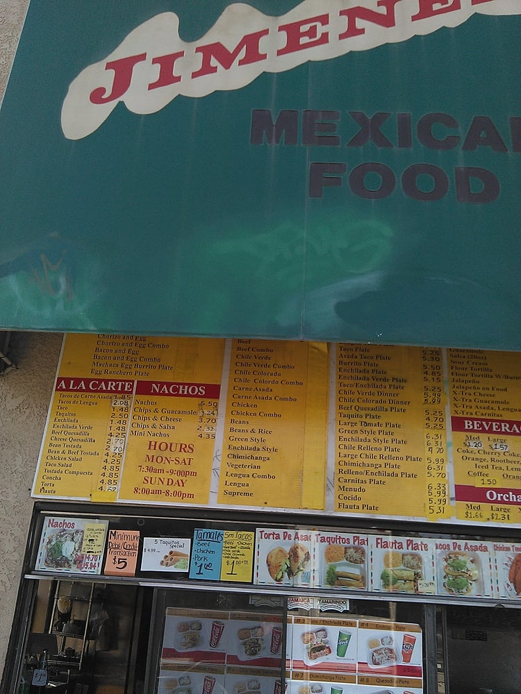 Good Mexican Food In Fresno Ca