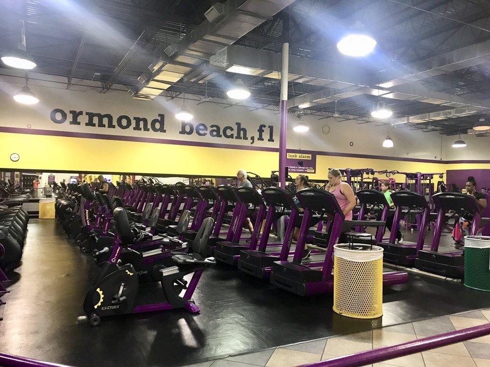 Planet fitness ormond beach