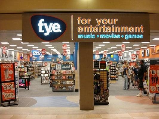 Fye Music Amp Dvds Albany Ny Yelp