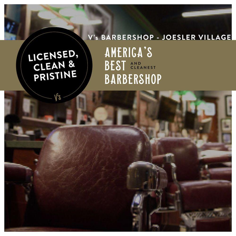 V's Barbershop - Tucson Joesler Village: 1805 E River Rd, Tucson, AZ