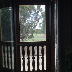Photo Of Southwest Screen Doors   Lamy, NM, United States. The Door Is