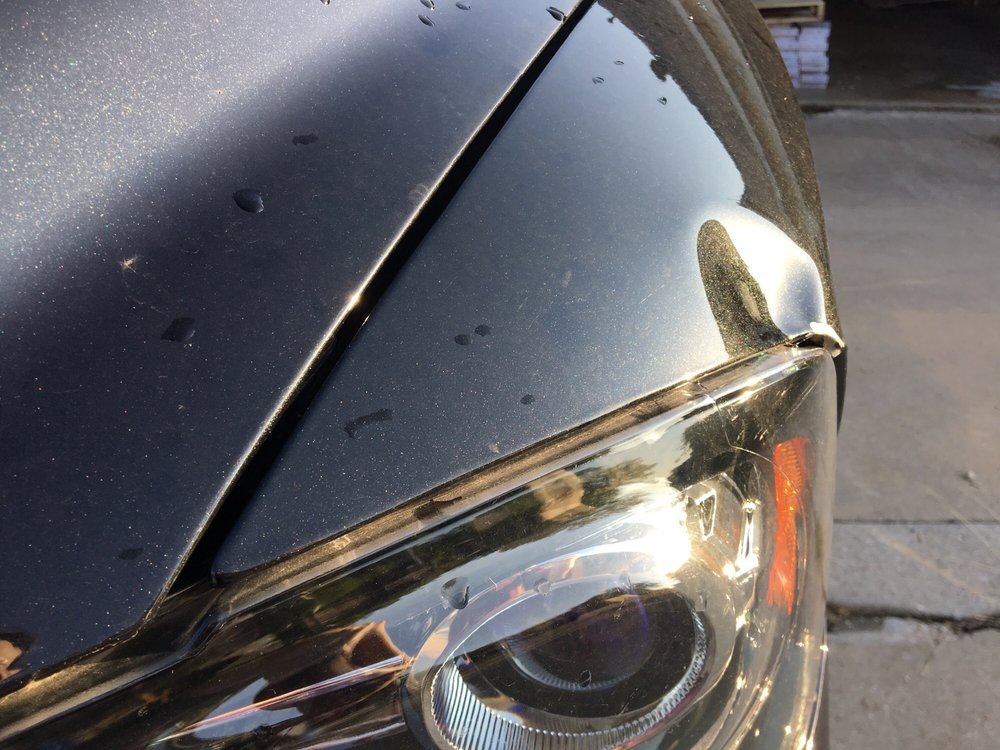 Dallas PDR Paintless Dent Repair Owner Operated