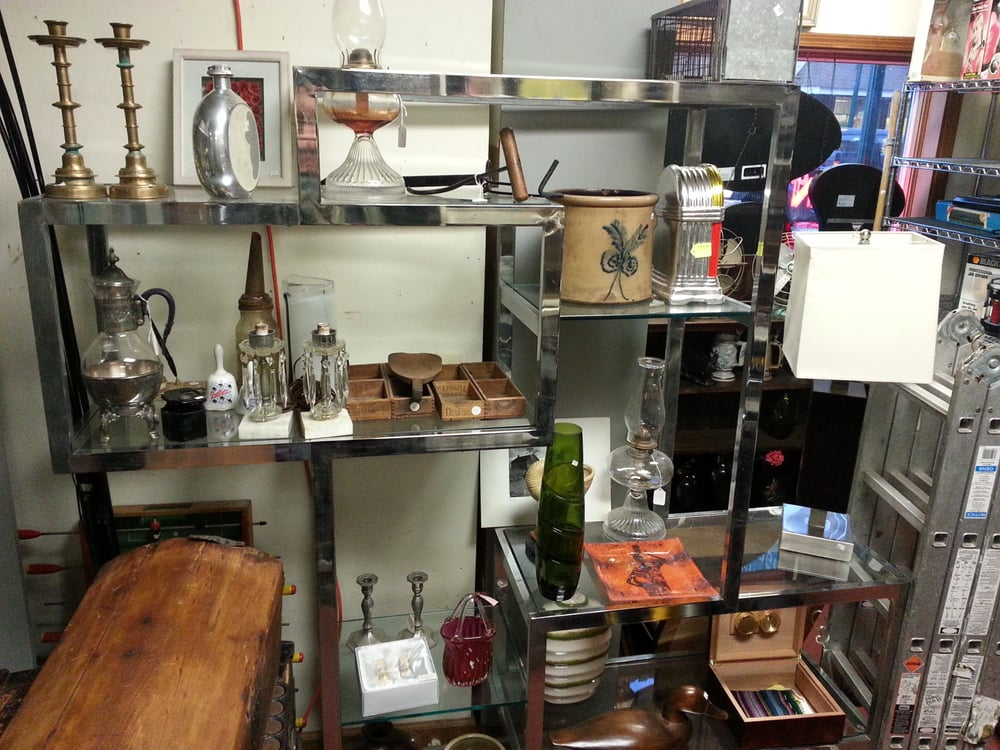 Montgomery Antique Center: 40 Railroad Ave, Montgomery, NY