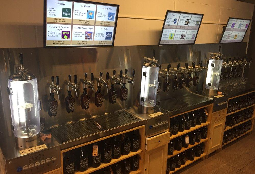 Artesanato Rio De Janeiro Centro ~ Artesanato da Cerveja RJ Growler Station Breweries R Barata Ribeiro, 247, Copacabana, Rio