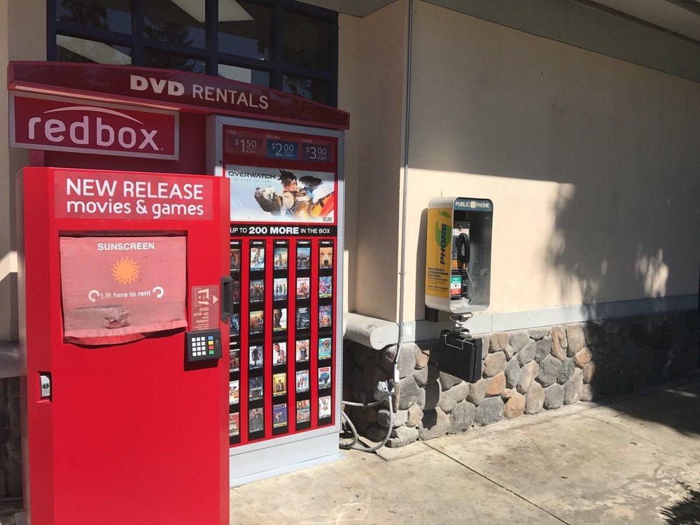 redbox and pay phone yelp