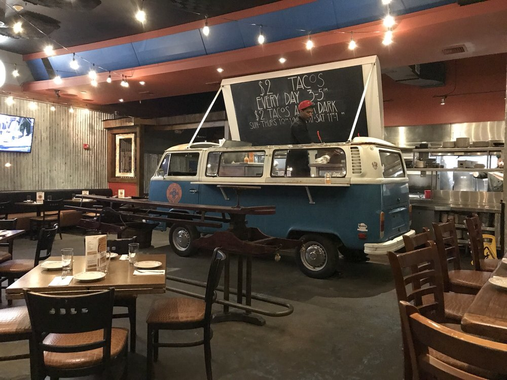 Photo Of Xaco Taco   Providence, RI, United States. The Super Cool  Volkswagen
