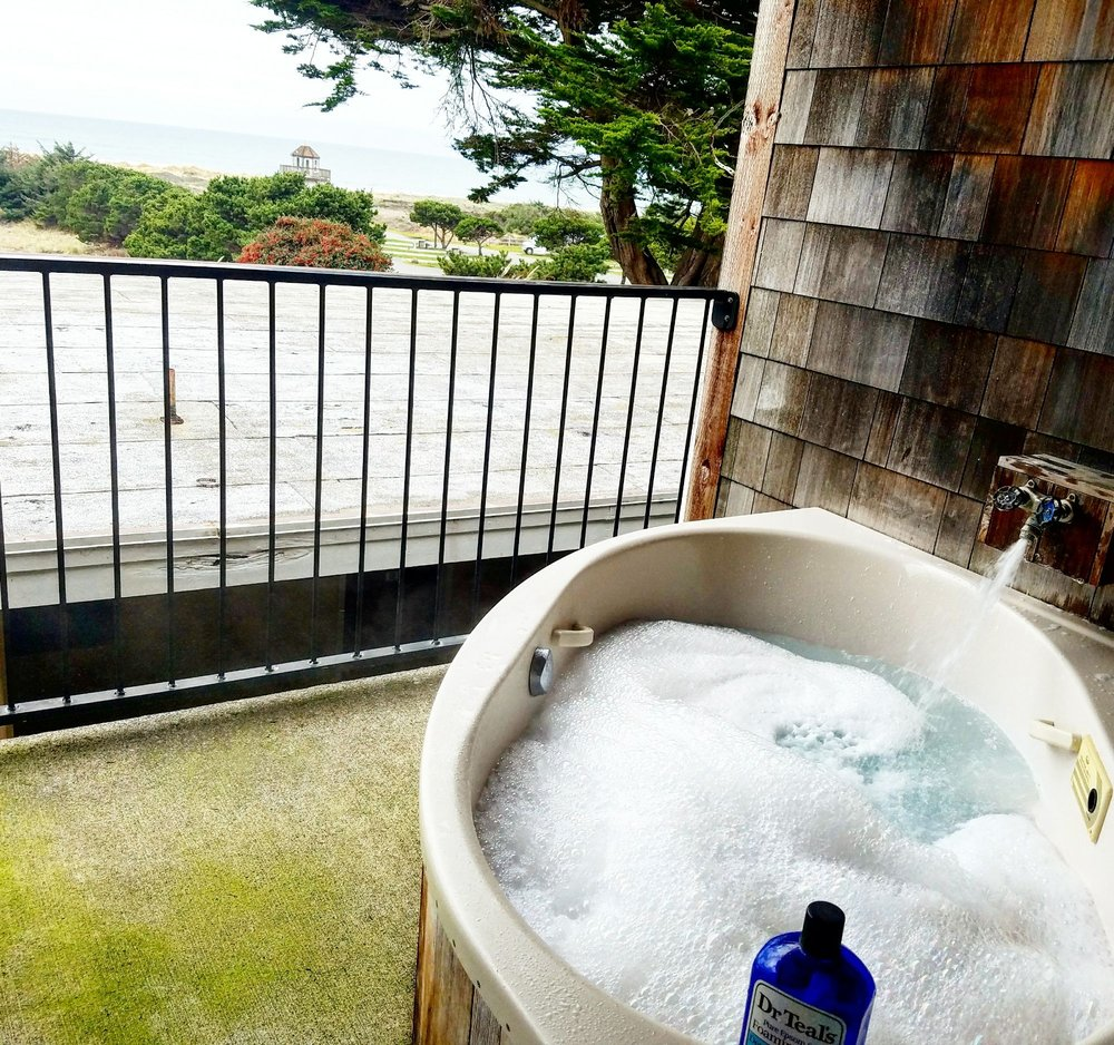 Inn of the Beachcomber: Gold Beach, OR