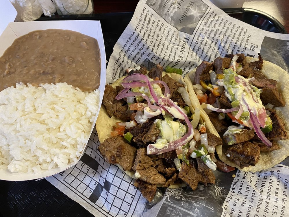 The Butcher's Mexican Grill: 3110 New Bern Ave, Raleigh, NC