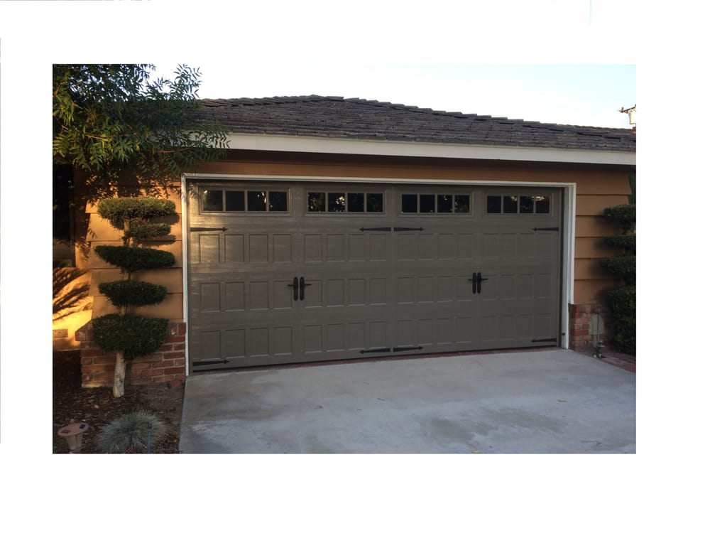 Photo Of Monrovia Garage Doors   Monrovia, CA, United States. Amarr Oak  Summit