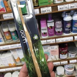 Photo Of Richards Foodporium   Palm Coast, FL, United States. Natural  Bamboo Toothbrushes