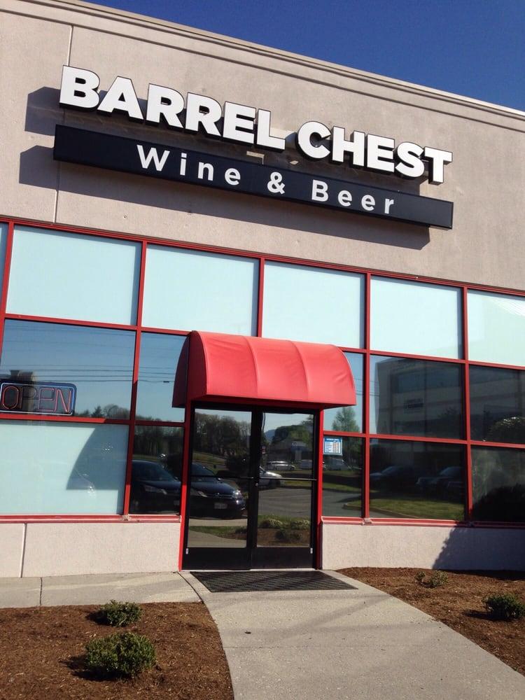 Barrel Chest Wine and Beer: 4035 Electric Rd, Roanoke, VA